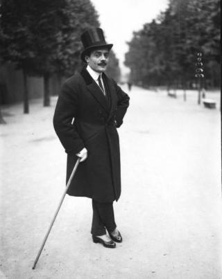 Une petite histoire par jour (La France Pittoresque) - Page 17 Max_linder-_1914-557f8ff