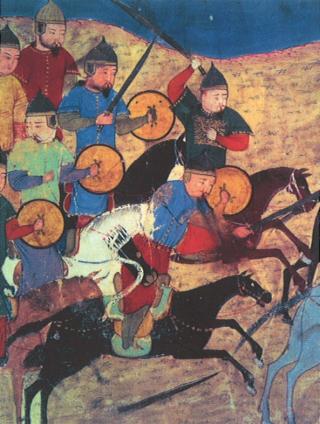 Une petite histoire par jour (La France Pittoresque) - Page 5 Mongols-5447e85