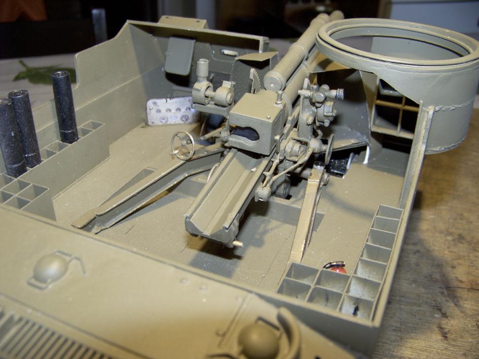 """M7 B1 105 Howitzer Gun Motor Carriage """"Priest"""" - Heng Long - 1/16e - Page 2 103_4056-4e1227c"""