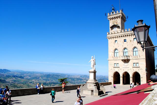 San Marino, la petite République Sérénissime Place-48e981c
