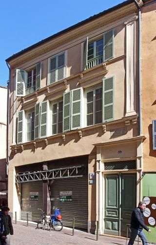 Une petite histoire par jour (La France Pittoresque) - Page 4 Maison_calas-5418347