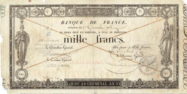Une petite histoire par jour (La France Pittoresque) - Page 2 1000_francs_germinal_1803-53cc399