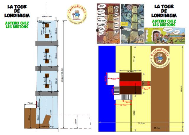 La Tour de Londinium et l'omnibus à impériale - Page 2 Plan-tourdelondinium-4a11852