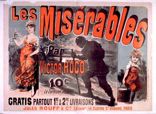 Une petite histoire par jour (La France Pittoresque) - Page 5 Miserables_cheret_affiche-543c47b