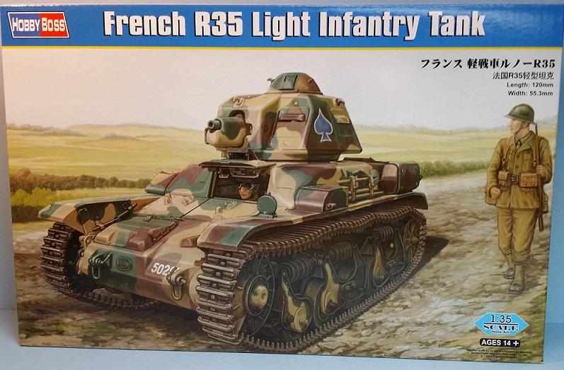 Renault R35 (Hobby Boss 1:35) Tank1-50c2633