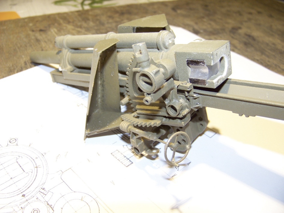 "M7 B1 105 Howitzer Gun Motor Carriage ""Priest"" - Heng Long - 1/16e - Page 2 103_4001-4ddb31f"