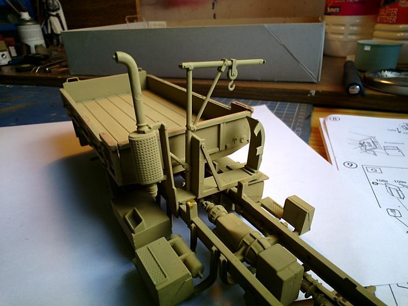M925 truck - ITALERI - 1/35 Img_20141002_124532-47e5244