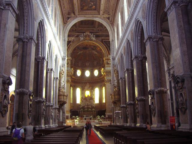 La Campanie ... en 2006 Duomo-511bec0