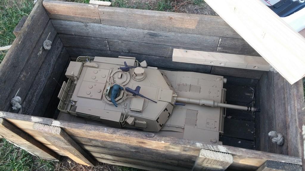 [VENDS] Tank 1/16 Heng Long M1A2 Abrams + beaucoup d'options.  20150905_193526-4ca02ef