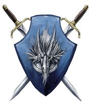 Livre de Saphir du Màr Luimë Crocs-d-argent-symbole-53c633b