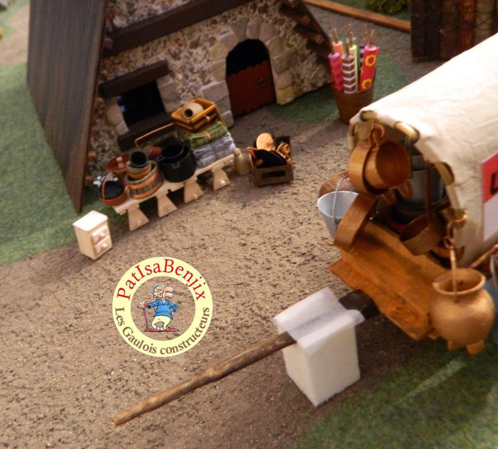 Le Village d'Astérix le Gaulois en maquette au 1/40 - Page 16 Dscn9999-49a5d28