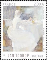 Grand prix de l'Art philatélique 02-22_jan-toorop-4db4f6f