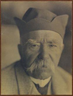 """""""Mon cher bon vieux bipède"""" Clemenceau_monet_6-555c972"""