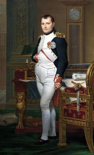 Une petite histoire par jour (La France Pittoresque) - Page 6 Napoleon-ier-fb-546b708