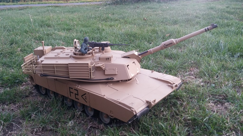 [VENDS] Tank 1/16 Heng Long M1A2 Abrams + beaucoup d'options.  20150905_201020-4ca032e