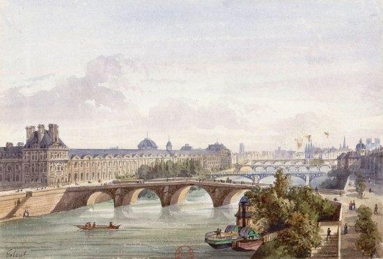 Une petite histoire par jour (La France Pittoresque) - Page 3 Pont-royal-53fd319