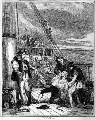 Une petite histoire par jour (La France Pittoresque) - Page 6 Mutiny_on_the_bounty-5460b2d