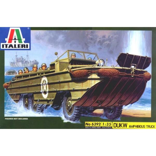 DUKW Italeri Dukw-amphibious-truck--1--4969278