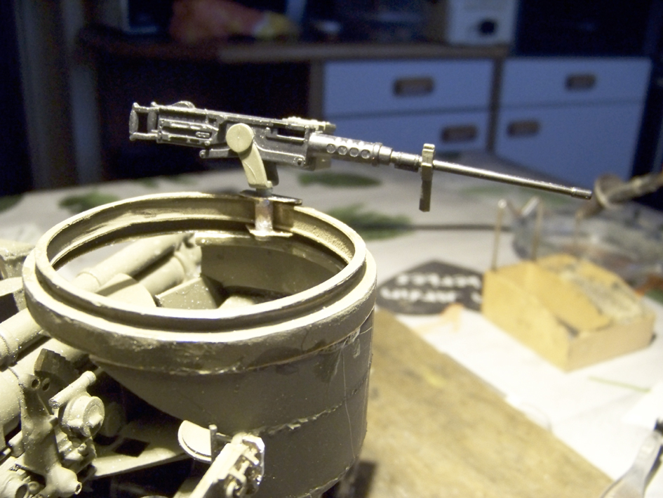 "M7 B1 105 Howitzer Gun Motor Carriage ""Priest"" - Heng Long - 1/16e - Page 3 103_4095-4ece6d3"