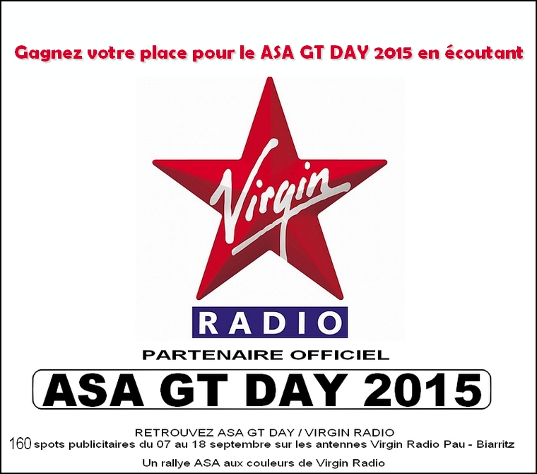 ASA GT DAY 2015 - 03 & 04 octobre 2015 Asagtday-4c4b8f3