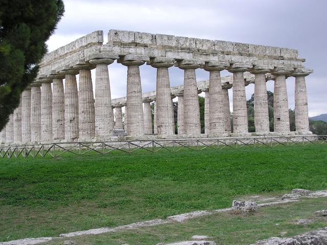 La Campanie ... en 2006 Paestum-511bed6