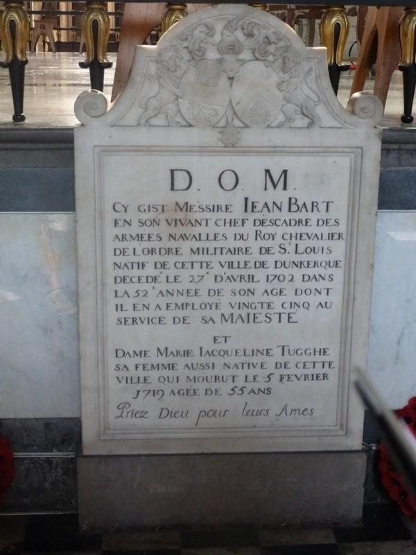 Les trésors du XVIIIeme siècle de l'église Saint Eloi de Dunkerque P1060584-56c3305