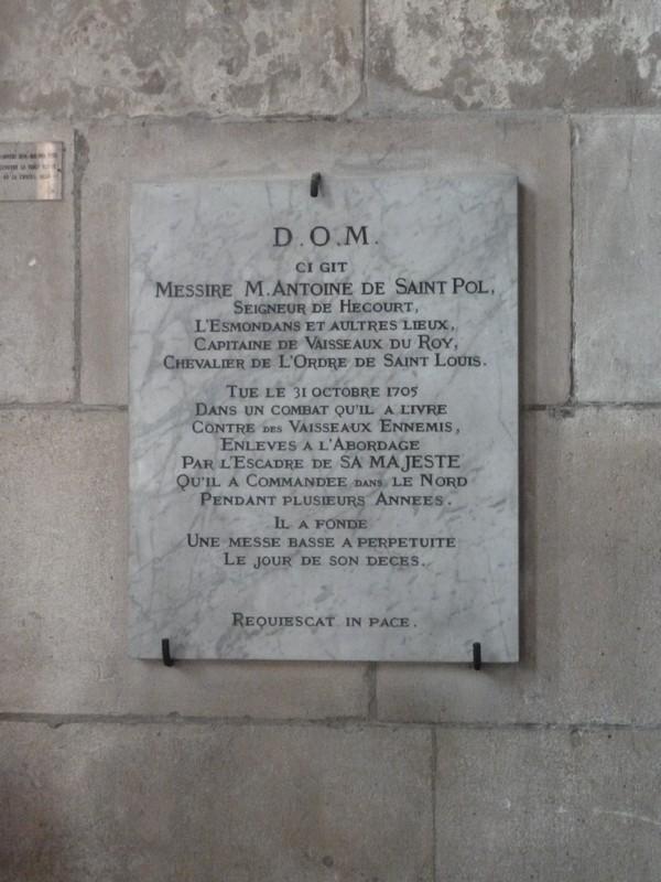 Les trésors du XVIIIeme siècle de l'église Saint Eloi de Dunkerque P1060539-56c32de