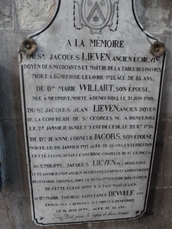 Les trésors du XVIIIeme siècle de l'église Saint Eloi de Dunkerque P1060512-56c2e95