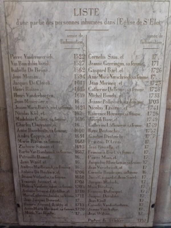 Les trésors du XVIIIeme siècle de l'église Saint Eloi de Dunkerque P1060542-56c32fa