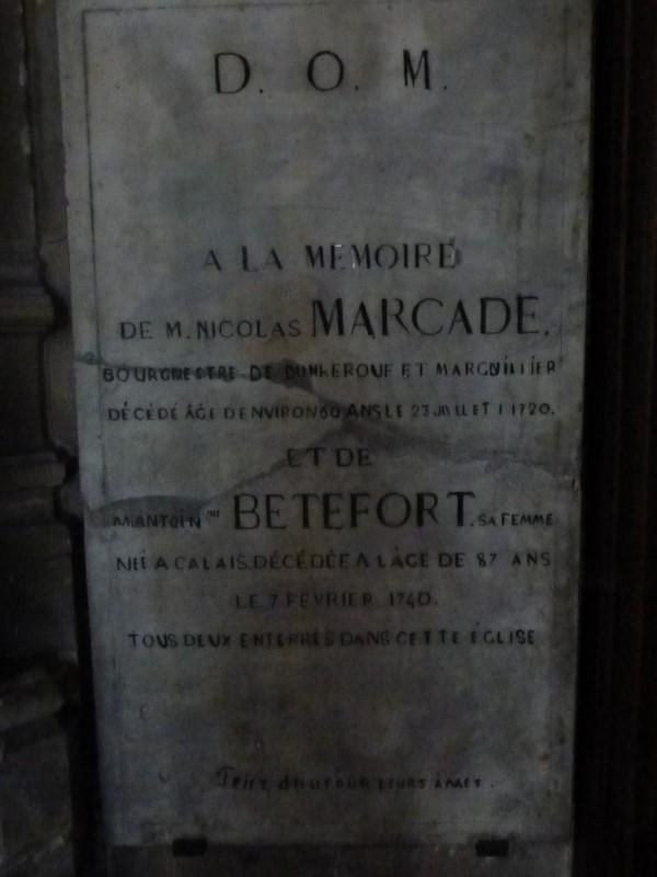Les trésors du XVIIIeme siècle de l'église Saint Eloi de Dunkerque P1060607-56c32e3