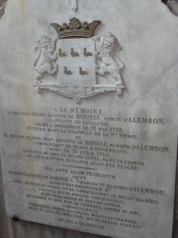 Les trésors du XVIIIeme siècle de l'église Saint Eloi de Dunkerque P1060541-56c32e1