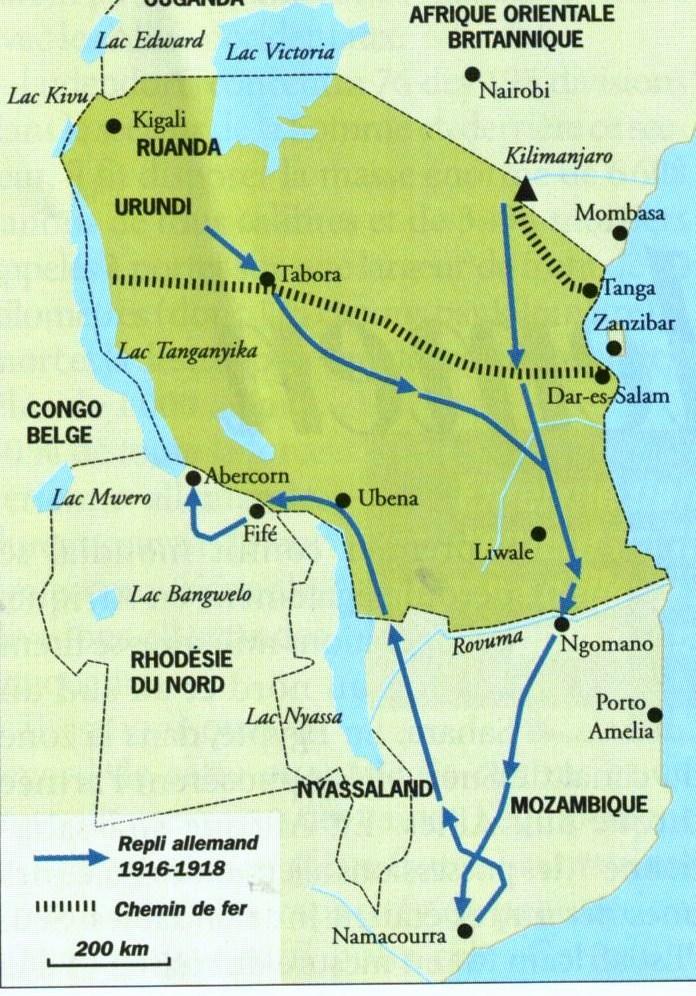 Les colonies allemandes : Deutsch Öst Afrika  Carte-afrique-f0dde7