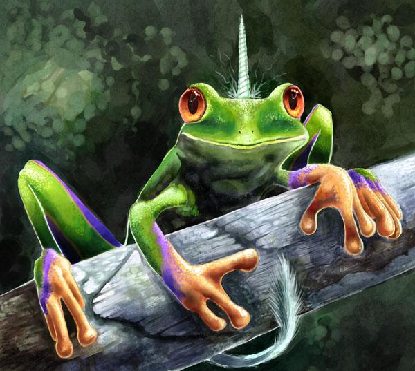 Bestiaire Tol Orëannéen Renee-lecompte---grenouille-204ac0a