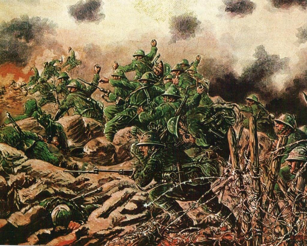 Le II Corps d'armées italien en France  001-12e8b06
