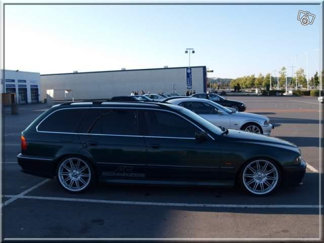 BMW SERIE 5 525tds E39 TOURING 0563249402-21d1521