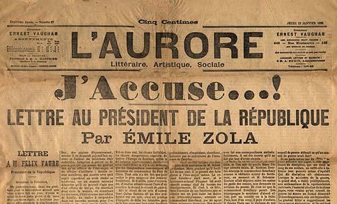 Une petite histoire par jour (La France Pittoresque) - Page 2 Zolaaccuse-28f4ea4