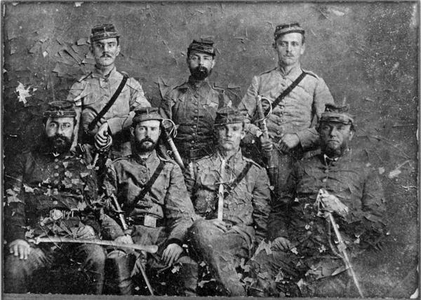 photos de sudistes 3rd-la-cavalry-363d973