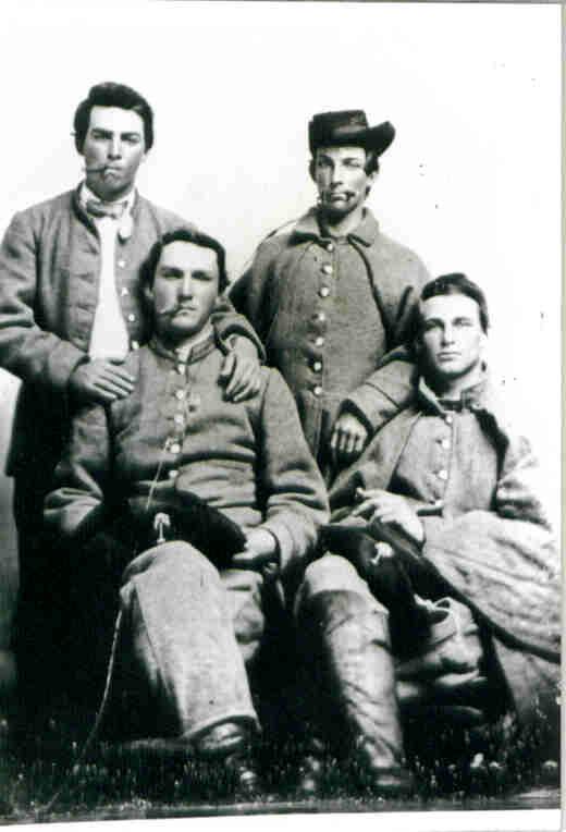 photos de sudistes 7th-sc-cavalry-363d952