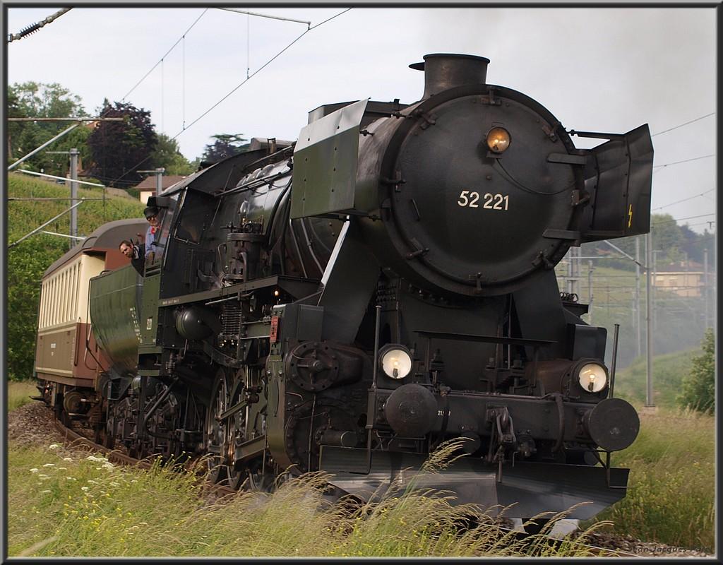Spot du jour ferroviaire. Nouvelles photos postées le 28 Novembre 2016 Br-52-221-vvt_05-35e5b5a