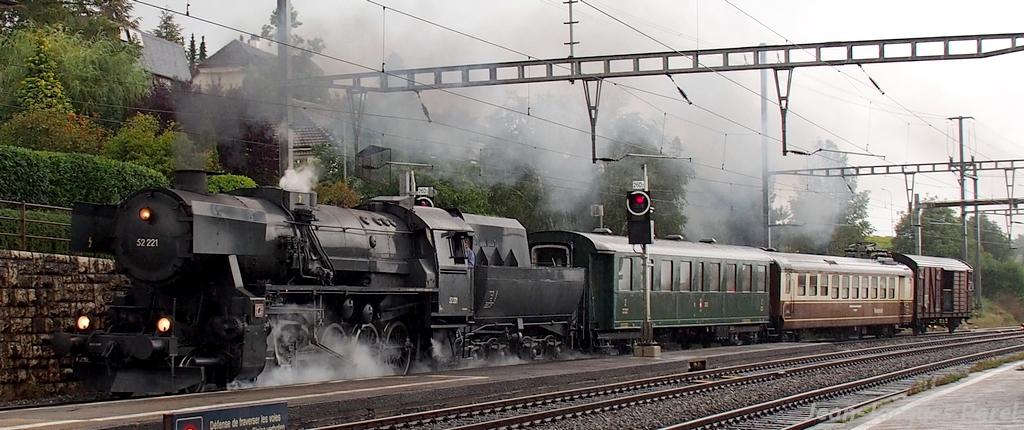 Spot du jour ferroviaire. Nouvelles photos postées le 28 Novembre 2016 Skoda-br-52-221-vvt_02-3893645