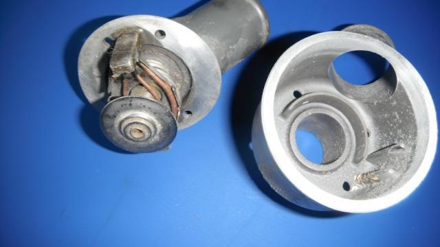 de l'air dans le circuit de refroidissement s2 td Dscf2282-3bc7068