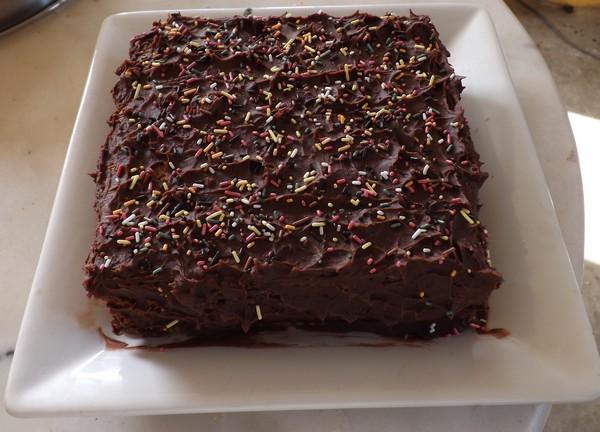 Gâteau au chocolat Tupperware Gateau-3d63f4e