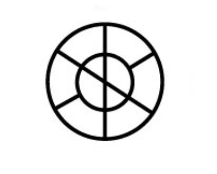 Étranges traces circulaires cutanées.  A0111-41961d9