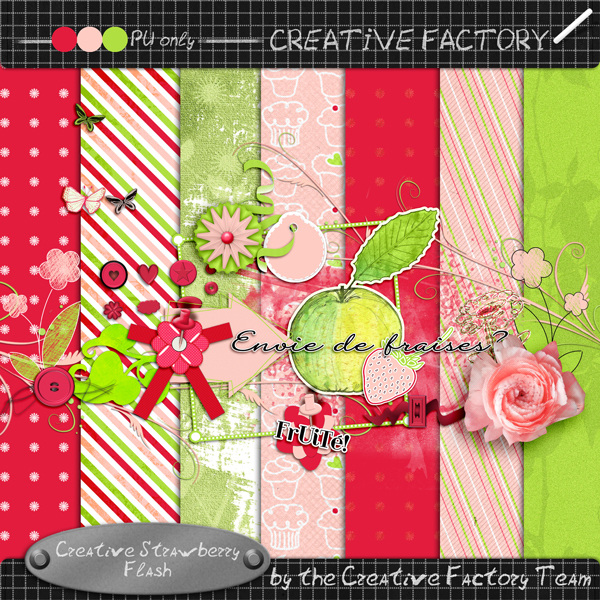 Kit Flash de juin, Creative Strawberry Flash Pv-3e9b2a4