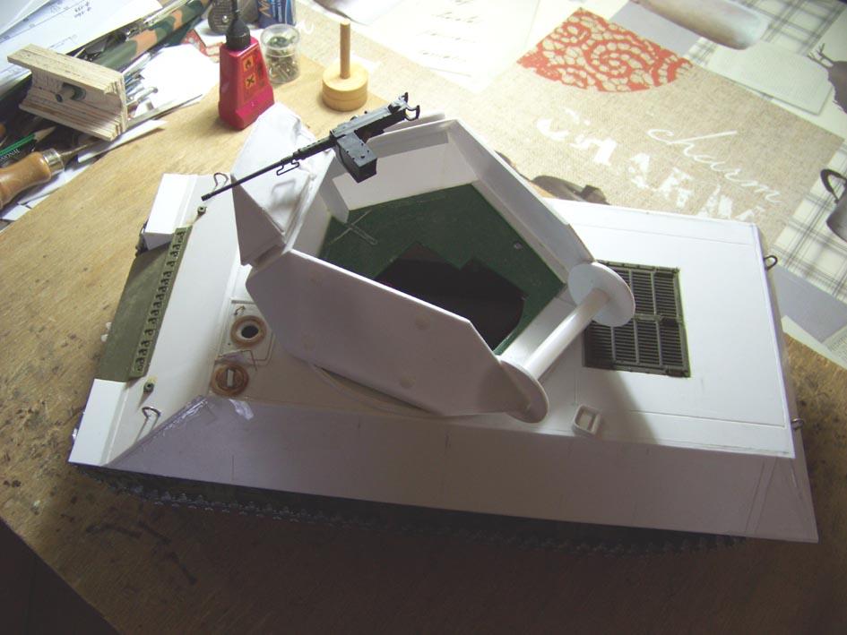 3-inch Gun Motor Carriage M 10 Tank Destroyer 64-3e4c440