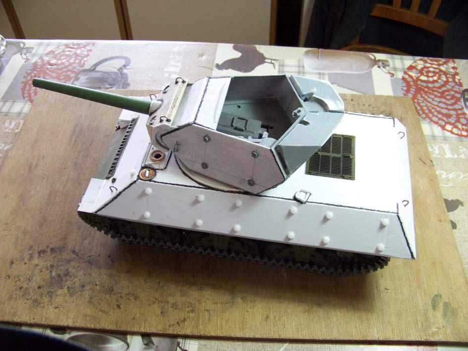 3-inch Gun Motor Carriage M 10 Tank Destroyer 94-3e6d3aa