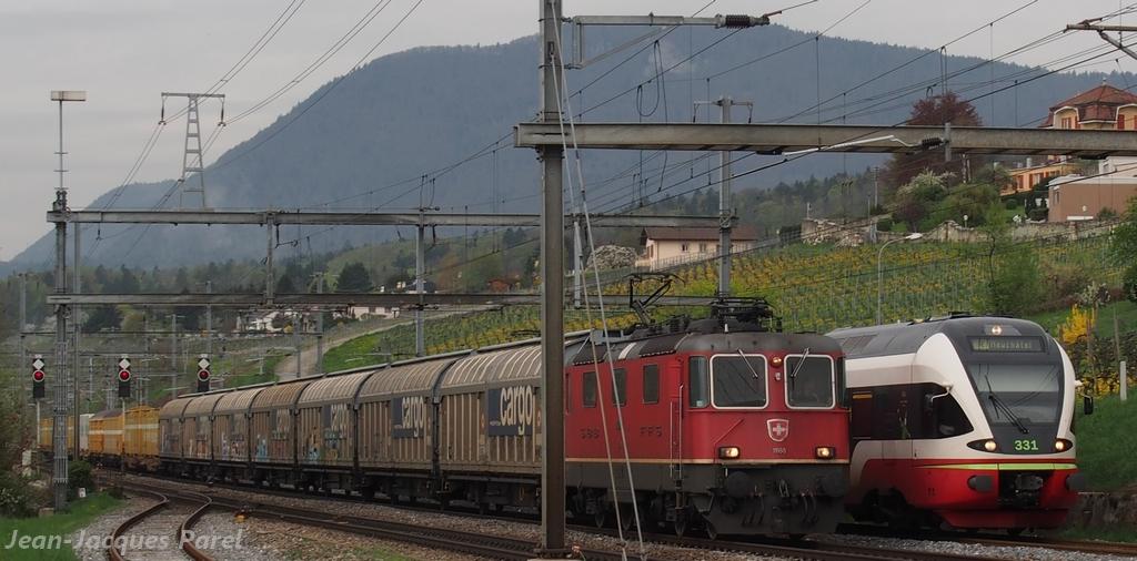 Spot du jour ferroviaire. Nouvelles photos postées le 28 Novembre 2016 Re-44-iif-11188-cff-02-3dd65f9