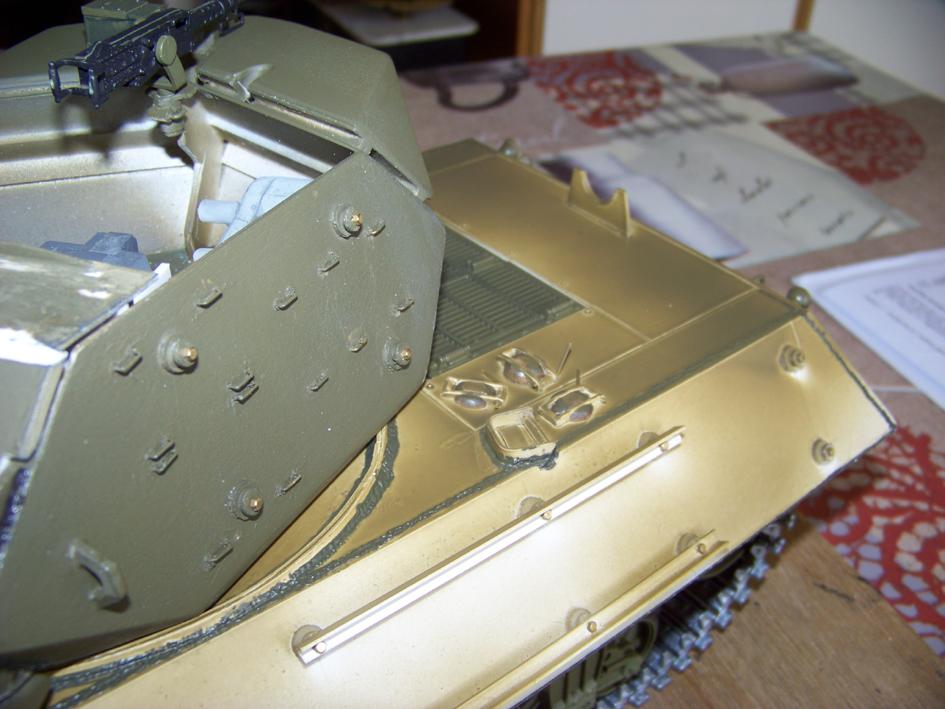 3-inch Gun Motor Carriage M 10 Tank Destroyer 120-3e98037