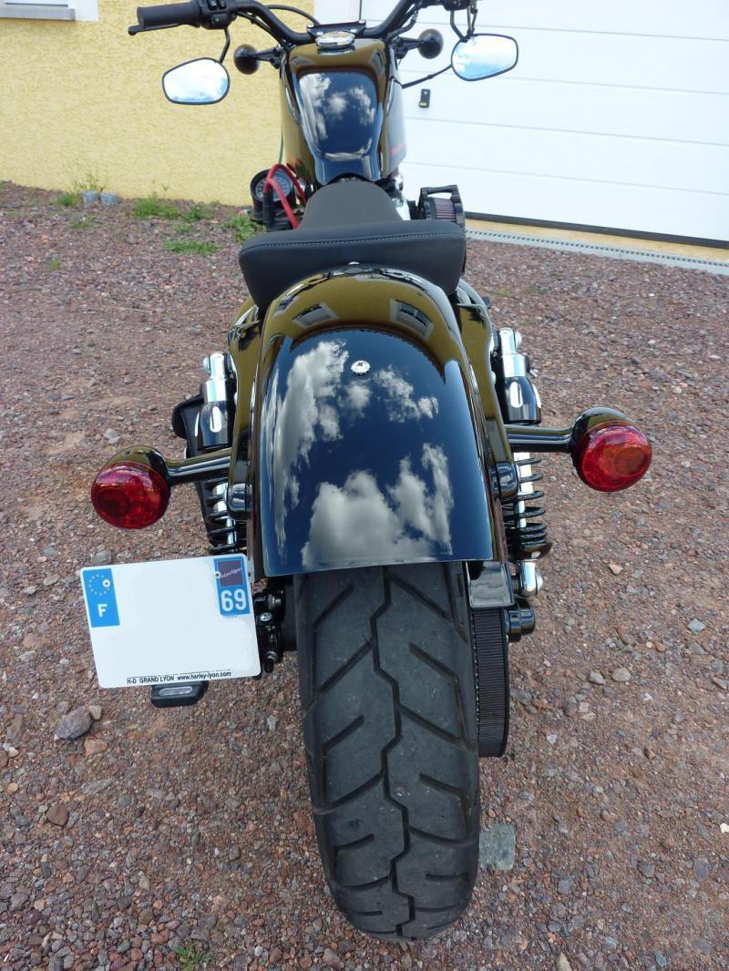 Harley Davidson Sporster 1200 Forty Eight avec quelques modifs ... P1030586-3f1e6ca