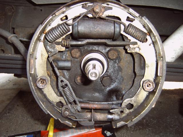 Ratrappage auto frein arrière droit  Voyageur-achat-04-40d0b16